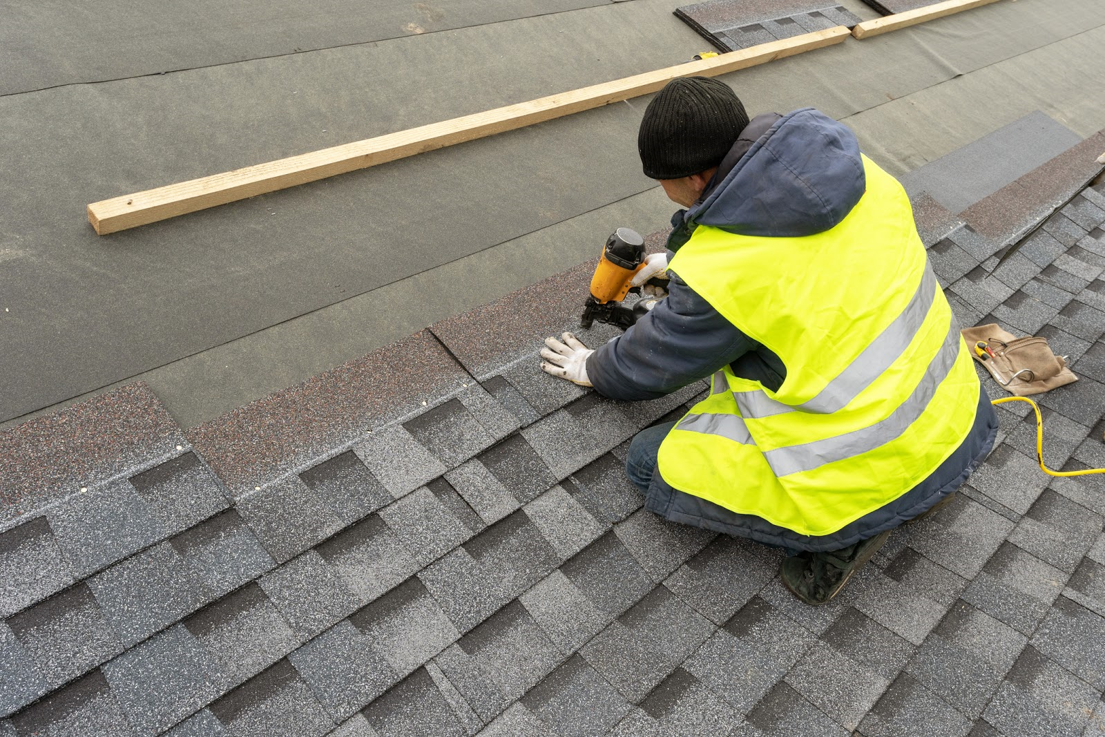 Installing Shingles in Cold Weather